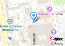 Компания «Центр управления в кризисных ситуациях» на карте
