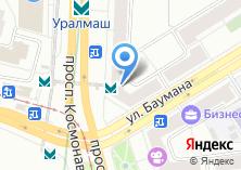 Компания «АВТОЭГОИСТ» на карте