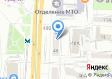 Компания «Екатеринбургская компьютерная помощь» на карте