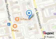 Компания «ТехАвиаПром» на карте