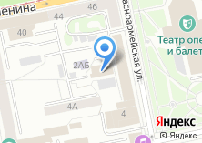 Компания «Свердловская теплоснабжающая компания» на карте