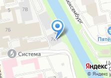 Компания «Автоспорт» на карте