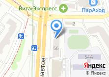 Компания «Мотомир салон-магазин мототехники» на карте