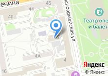 Компания «ЧОУ ДПО Инженерная Академия» на карте