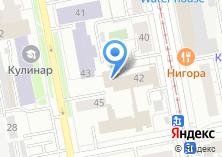 Компания «Центр технической реабилитации ОТТО БОКК-Екатеринбург» на карте