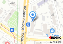 Компания «58 dom» на карте