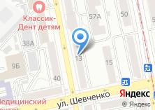 Компания «КОПИ-А» на карте