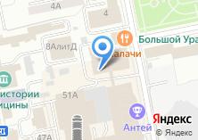 Компания «МонтажЭлектроНаладка» на карте