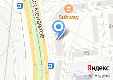 Компания «ВетАгро» на карте
