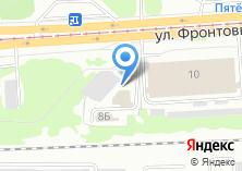 Компания «АВТОКОМПЛЕКТ-УРАЛ» на карте