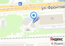 Компания «РосИнструмент» на карте