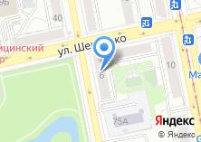 Компания «Студия красоты Александра Лебедева» на карте