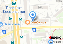 Компания «Киоск по продаже колбасных изделий Екатеринбургский мясокомбинат» на карте