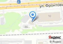 Компания «Компания росинструмент» на карте