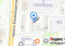 Компания «СМК» на карте
