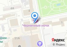 Компания «Винотека Соловьева и деликатесы» на карте
