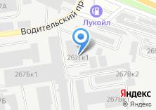 Компания «Акрополь» на карте