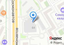Компания «Автореальность-Екатеринбург» на карте