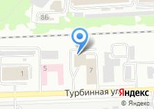 Компания «Решка» на карте