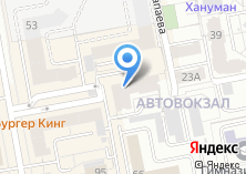 Компания «Уралсибпроектстрой» на карте