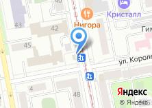 Компания «RED MUG» на карте