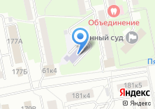 Компания «Детский сад №493 Красная шапочка» на карте