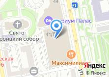 Компания «Эквит Плюс» на карте