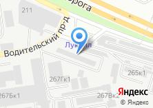 Компания «Инпром» на карте