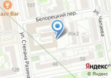 Компания «ЭнергоТелеКомСервис» на карте