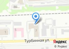 Компания «Точмашавтоматика» на карте
