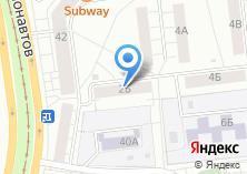 Компания «АдминЪ-Сервис» на карте