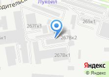 Компания «Оргстекло-АС» на карте