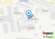 Компания «АВЭЛ-ЭЛЕКТРОБЕЗОПАСНОСТЬ» на карте