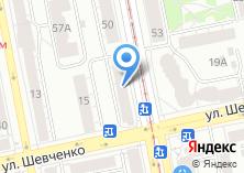 Компания «Атланткосметик» на карте