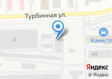 Компания «Прайм Принт Екатеринбург» на карте