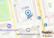 Компания «АВИАПРОФИ» на карте