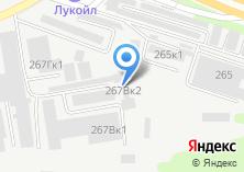 Компания «АСЦ Урал» на карте