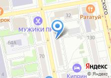 Компания «КОПИРУС» на карте