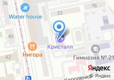 Компания «Репостмедиа» на карте