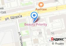 Компания «ВОЮР» на карте