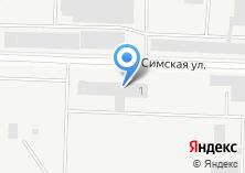 Компания «Машиностроительный холдинг» на карте