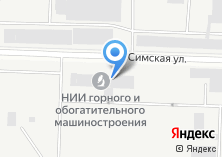 Компания «Крепеж-Сити сеть магазинов инструмента и крепежа» на карте
