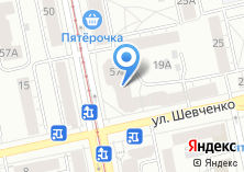 Компания «ЭКСПО-лизинг» на карте