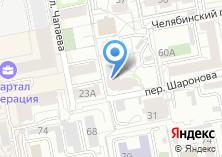 Компания «ТОРГОВЫЙ ДОМ-АТОМСТРОЙКОМПЛЕКС» на карте