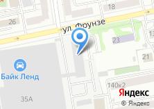 Компания «Свердловский инструментальный завод» на карте