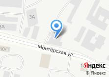 Компания «АВК» на карте