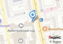 Компания «GOPRINTERS.RU» на карте