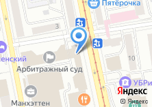 Компания «Ваш бухгалтер» на карте