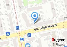 Компания «Юнибайк» на карте