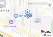 Компания «Строящийся жилой дом по ул. Крестинского» на карте